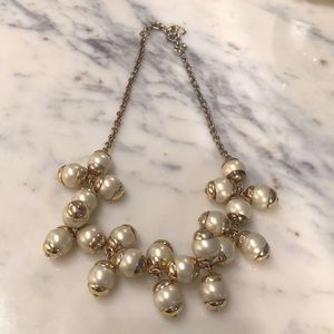 Jcrew factory pearl necklace